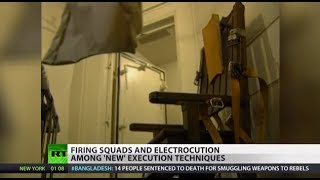 Tried & True? Firing squad, electric chair return in US for (death penalty)  1/31/14