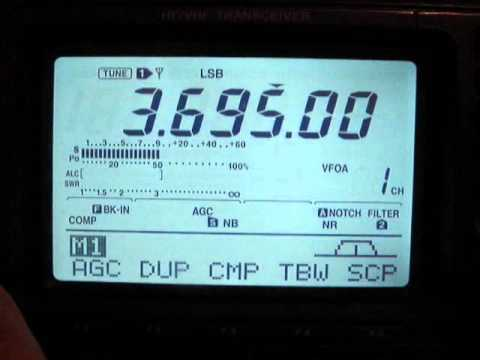 XE3LW WITH ICOM IC-718