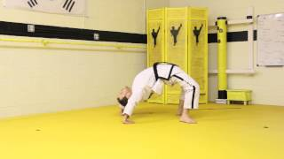 Stretching For Martial Arts Tutorial