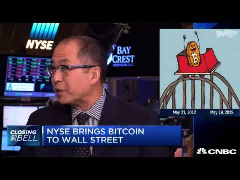 New York Stock Exchange Launches A Bitcoin Index Bringing Bitcoin To Wall Street