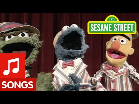 Sesame Street - Doin The Trash