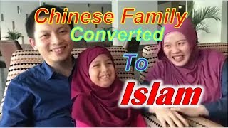 Chinese Couple Converted to Islam – Lovely ❤️