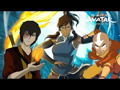 Avatar The Last Airbender and Korra Origins Explained