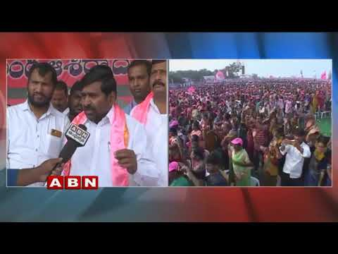 Minister Jagadish Reddy Face To Face About Nalgonda Praja Ashirwada Sabha | TRS Meeting Updates