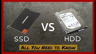 SSD vs HDD | SSHD | Which is best?