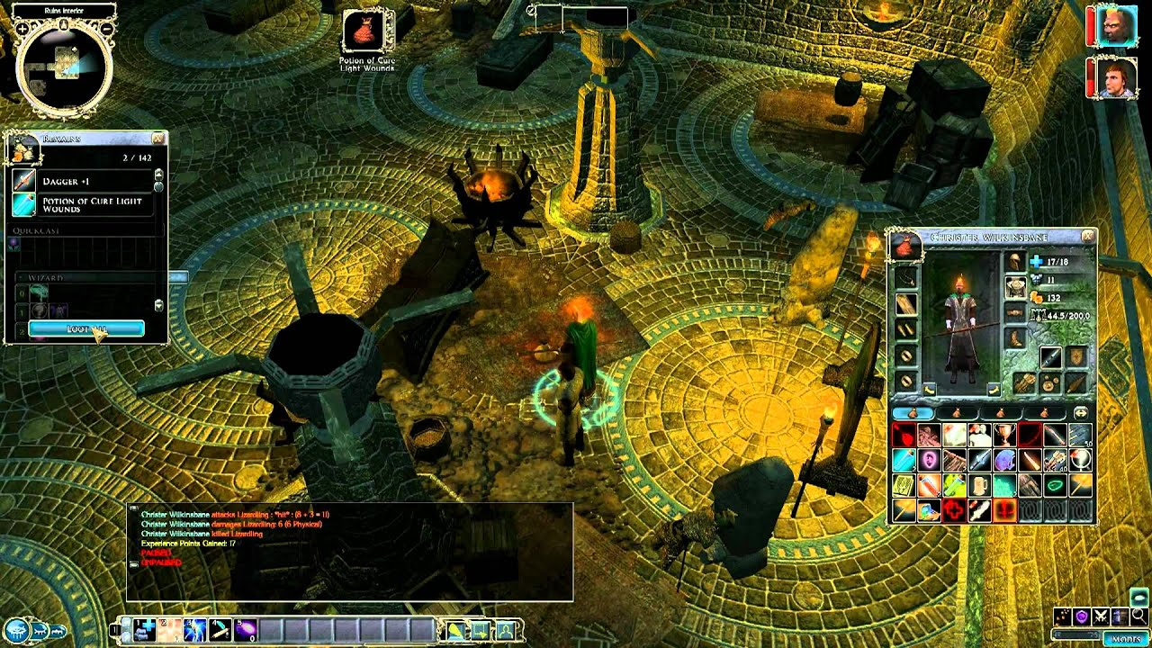 Neverwinter nights download patch