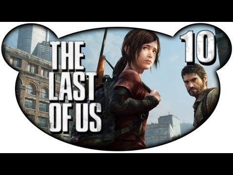 Let's Play The Last of Us (German) #10 - Hetzjagd im Museum