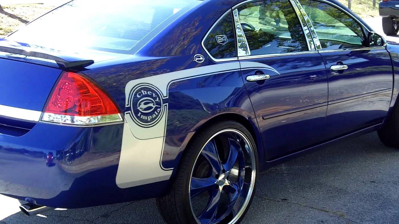Chevy Impala Car Club - YouTube