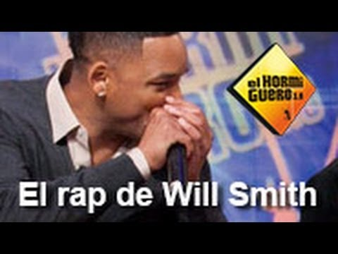 El Hormiguero Lucha de rap con Will y Jaden Smith