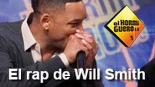 El Hormiguero - Lucha de rap con Will y Jaden Smith