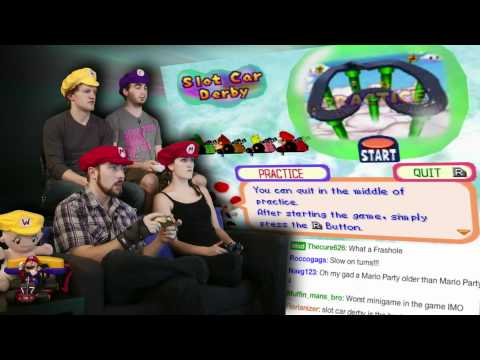 Frage is Building! - Mario Party 2 is AWESOME! - Part 9