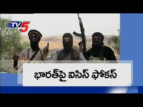 ISIS Releases Video of 'Indian' Terrorists, Vows to Avenge Killing of Muslims | TV5 News