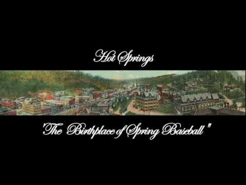 "Hot Springs: ""The Birthplace of Spring Baseball"" Spalding, ""Cap"" & Kelly Ewing, Young, McGraw ""Smoky"", Mack, ""The Flying Dutchman"" And The Greatest Show on E..."