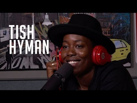Tish Hyman Talks Not Wanting to be Compared to Lauryn Hill, Bringing Back Hip Hop & Drops Bars!
