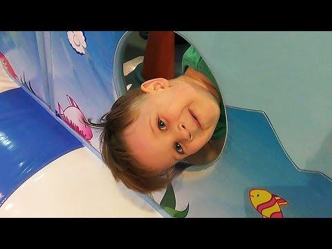 ★ Vlog ПАРК РАЗВЛЕЧЕНИЙ Для Детей Amusement Park  Entertainment for children Отдых с Детьми