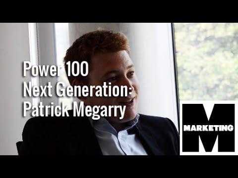 Power 100 Next Generation: Patrick Megarry, Procter & Gamble