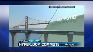 WEBCAST: Hyperloop Commute  8/13/13