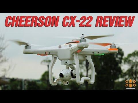 Cheerson CX-22 FPV Drone Review