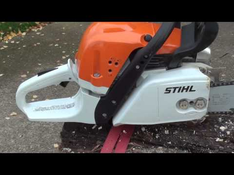Stihl ms 311 how to save money and do it yourself - Stihl ms 311 ...