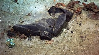 27 HAUNTING PHOTOS OF THE WRECK OF THE TITANIC WHEN IT WAS FIRST DISCOVERED IN 1985