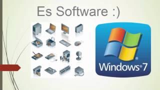 Diferencia entre Hardware y Software (Principiantes)