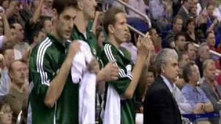 PANATHINAIKOS-OLYMPIAKOS 84-82 PANATHINAIKOS HIGHLIGHTS