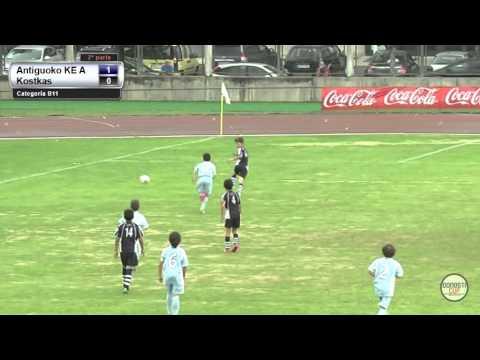 Final B11 Donosti Cup 2014