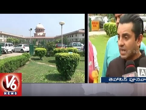 SC Slams Central And State Governments Over Increasing Of Moral Policing | V6 News