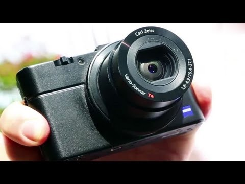Sony Cyber-shot DSC-RX100 Mark II - Praxis-Test deutsch   CHIP