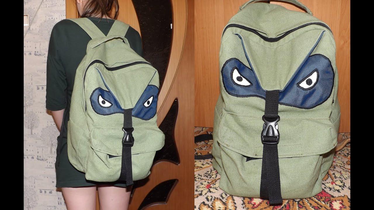 Походный рюкзак выкройки пошаговое фото