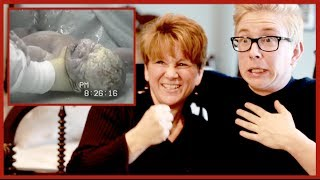 Reacting To My Own Birth (ft. Queen Jackie) | Tyler Oakley