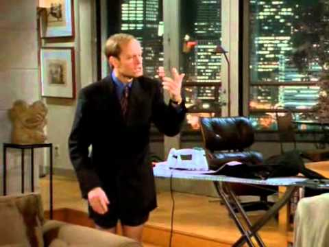 Frasier & Mozart: A Valentine for Niles Slapstick comedy at its best