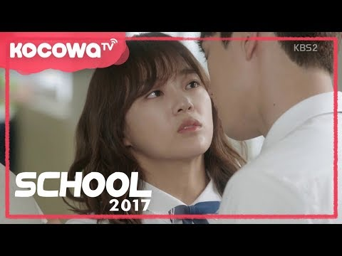 [School2017] Ep 02. Are you two kissing at school? thumbnail