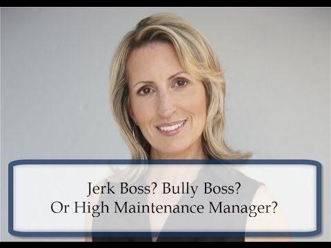how to deal with bullying at work as a manager