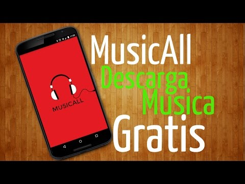 Descarga Musica Gratis en tu Android con MusicAll   Alternativa Spotify