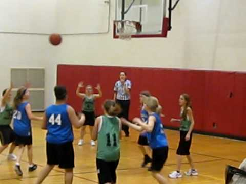 Belgrade Middle School Basketball 2010