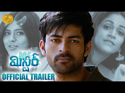 Mister Theatrical Trailer | Varun Tej | Lavanya Tripathi | Hebah Patel |Sreenu Vaitla #MisterTrailer thumbnail