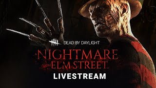 Dead By Daylight | Freddy rework | Livestream