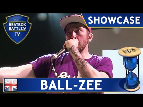 Ball-zee From England - Showcase - Beatbox Battle Tv video