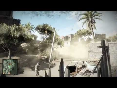 Battlefield Bad Company 2 on NVIDIA GeForce GT 630M