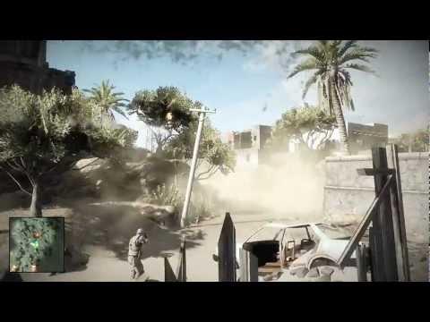 Battlefield Bad Company 2 on NVIDIA GeForce GT 630M