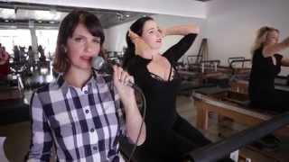 Inconvenient Interviews w/Risa: Pilates with Dita Von Teese