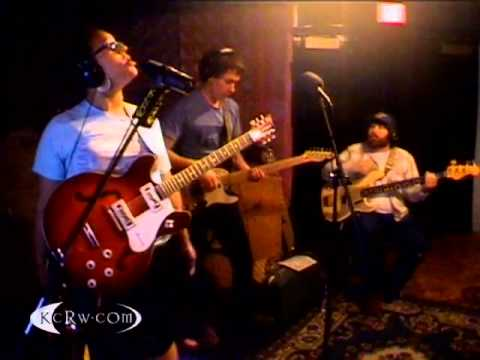 Alabama Shakes performing &quot;Be Mine&quot; on KCRW