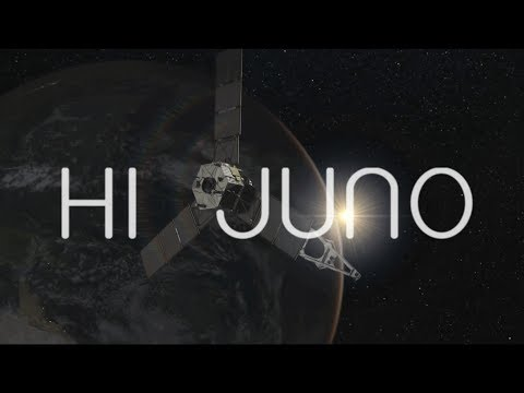 Juno Spacecraft Listens for a Greeting From Earth