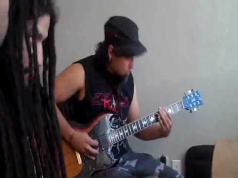 Ill Niño - 2010 recording session