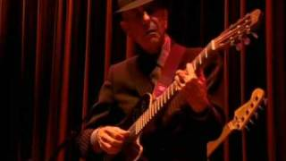 Watch Leonard Cohen The Gypsy