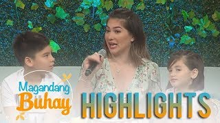 Download Lagu Magandang Buhay: Meet Jackie Foster's talented kids, Caleigh and Jared Gratis STAFABAND