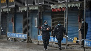 More Chinese cities shut down, New Year events cancelled as deadly virus spreads