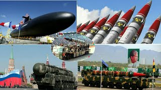 Category MOST POWERFUL NUCLEAR COUNTRIES IN THE WORLD - World's most powerful nuclear countries