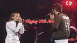 Playing With Fire Thomas Rhett Ft Danielle Bradbery